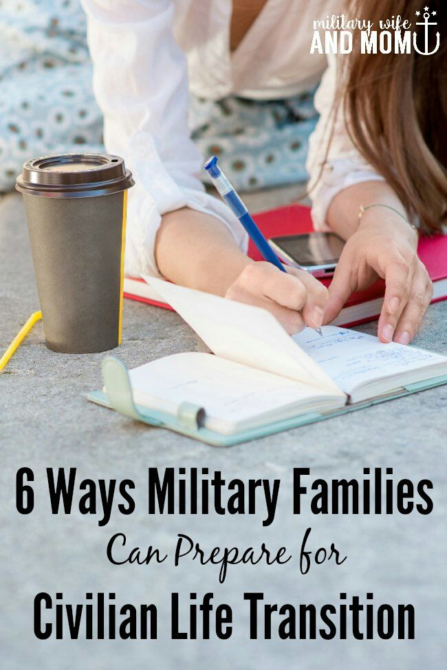 Tips for transitioning to civilian life email after the military via @themilitarywifeandmom #militarytransitiontips