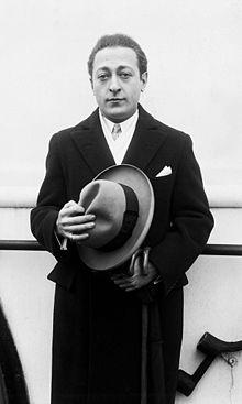 Jascha Heifetz - Wikipedia, the free encyclopedia