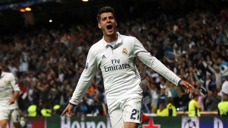 Alvaro Morata 'happy' to be heading for Chelsea #News #ÁlvaroMorata #Chelsea #composite #Football
