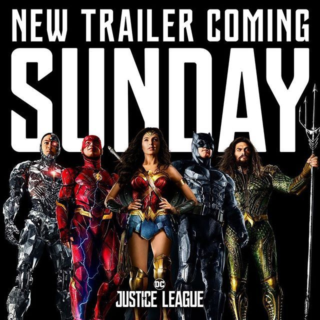 Reposting @wednesdaycomix: #JusticeLeague!!! New trailer arrives tomorrow! #justicelwague #batman #wonderwoman #superman #theflash #cyborg #aquaman #film #movies #scorchedearth #comics #comicbooks #dccomics #anime #manga #animation #art #illustration #design