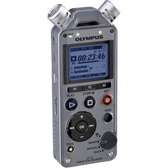 Olympus LS-12 Music and Sound Linear