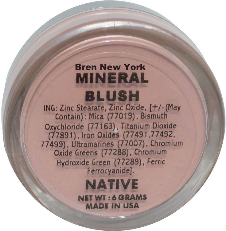 Native Mineral Blush Shade