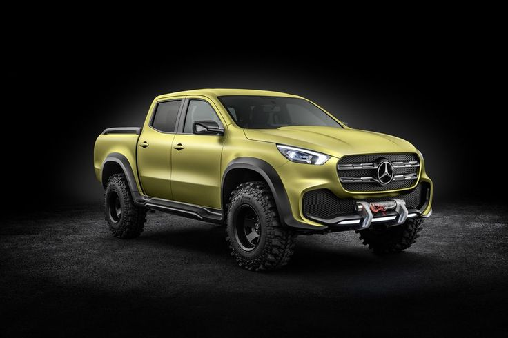 Mercedes still unsure about X-Class pickup in the US     - Roadshow When Mercedes-Benz first introduced the X-Class pickup truck concept it wasnt clear if the German automaker would bring its midsize pickup to the US. Now four months later its not any clearer.  Mercedes is still figuring out whether or not its a good idea to bring the X-Class to the US Reuters reports. Americans still love full-size pickups but growth in the midsize market has Mercedes seriously considering the idea…