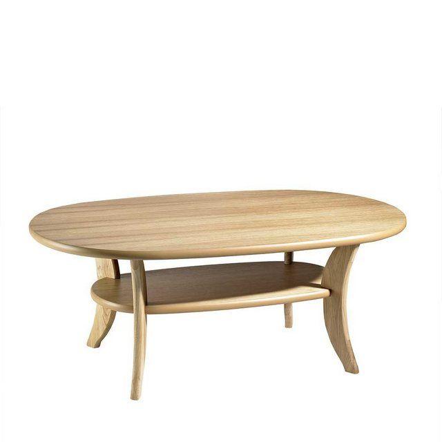 Tisch Medita Mit Ovaler Tischplatte Couchtisch Buche Couchtisch Oval Und Couchtisch