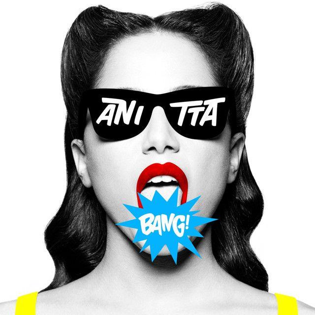 """Essa Mina É Louca - Participação Especial de Jhama"" by Anitta Jhama was added to my NaPista playlist on Spotify"