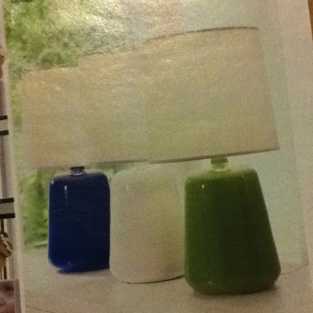 Simple lamps