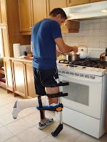 how to walk with crutches weight bearing