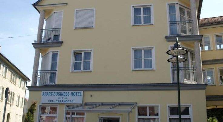 Apart Business Hotel Stuttgart This 3-star apartment hotel is situated in the tranquil Plieningen suburb, to the south of Stuttgart, within easy reach of Stuttgart Airport and the new exhibition centre.