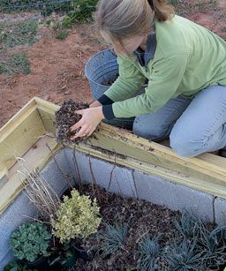 tips for cold frame gardening. {for my cold frame this fall:) }