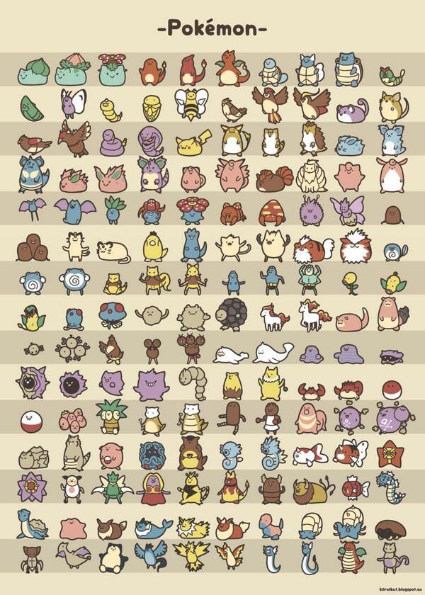 Pokemonliste