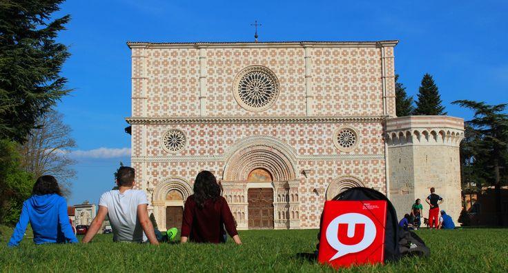 """""""La millor universitat és viatjar"""" Amb aquesta frase presenta la fotografia al concurs La UVic al Món la Carme Garcia Puig, estudiatnt d'Administració i Direcció d'Empreses que ha pogut participar en el programa Erasums a Itàlia. #CampusInternacional #UVic #uviclife  #LaUVicAlMón #italia #ADE"""