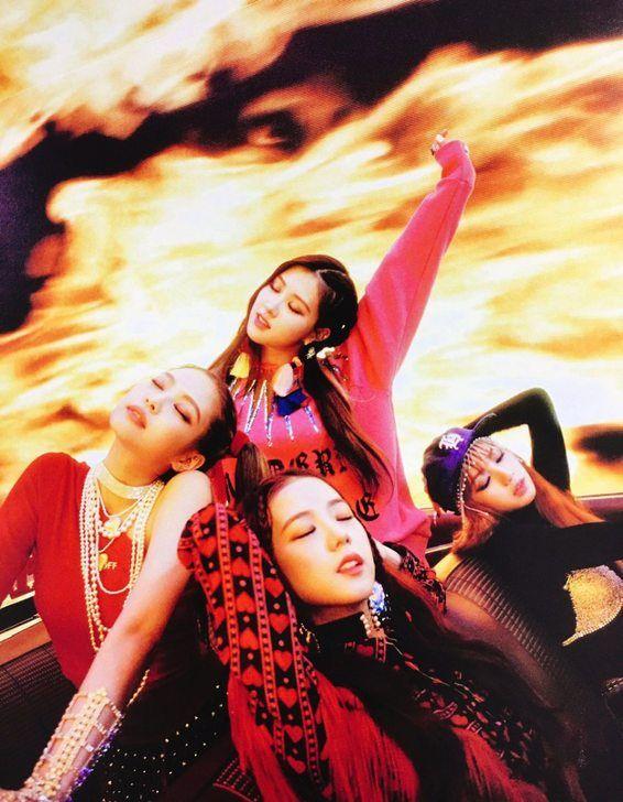 Blackpink Jennie Jennie Rose Park Chae Young Lisa Lalisa
