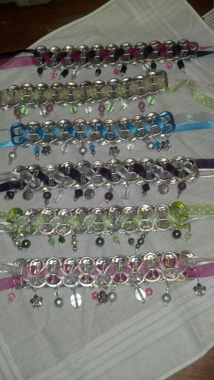 Soda pop tabs crafts - Find This Pin And More On Soda Tab Crafts