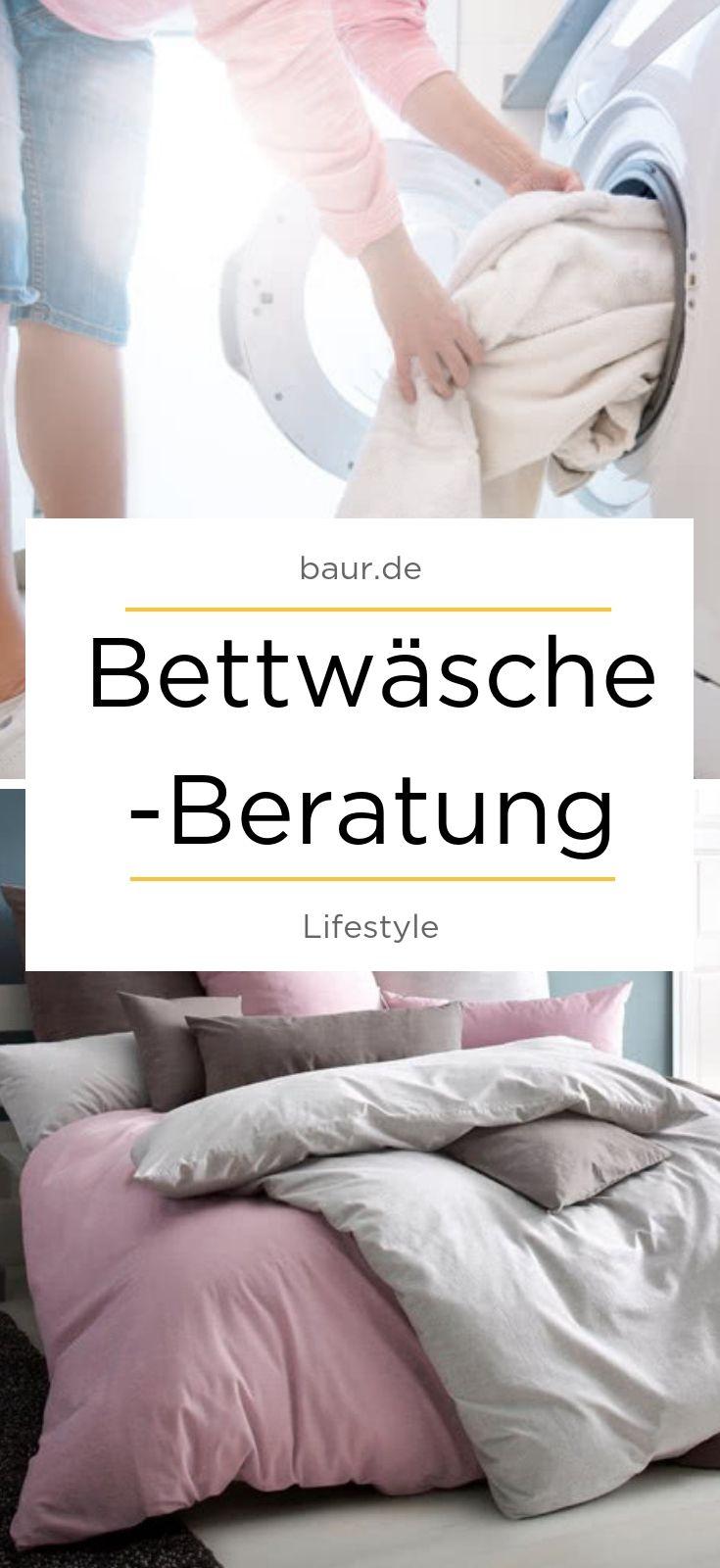 Bettwäsche Beratung Pflege Baur Welche Bettwäsche Ist Die