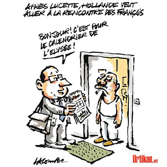 François Hollande est-il en campagne électorale
