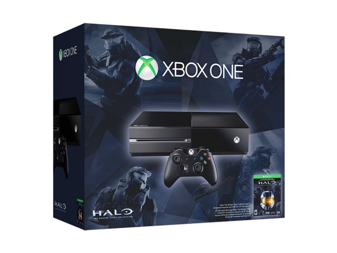 New Xbox One bundle comes with Halo: The Master Chief Collection