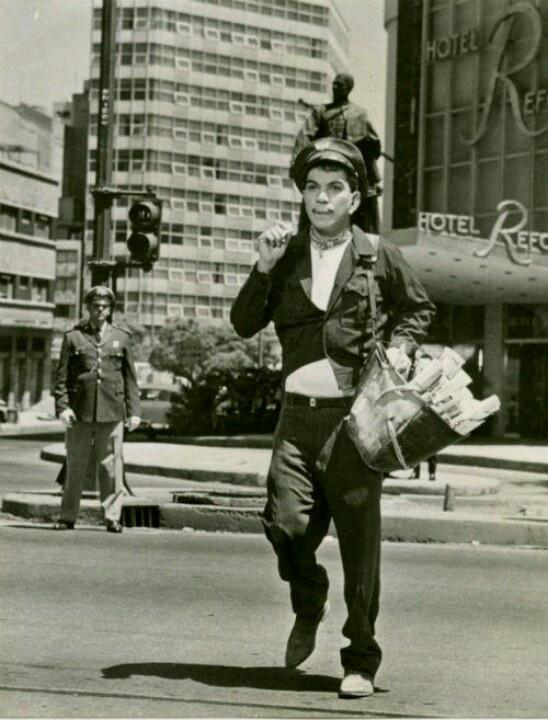 Mario Moreno (Cantinflas).
