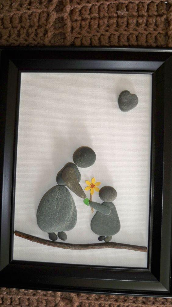 Pebble Mother Daughter | 25+ DIY Christmas Gifts for Mom & Grandma