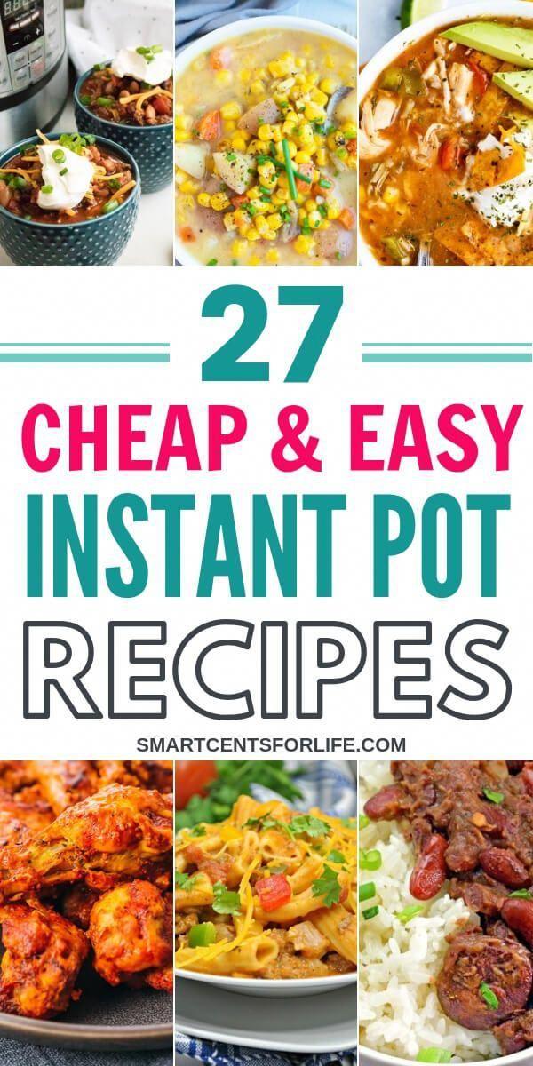 Tenuous Salad Recipes Mealreplacementshake Healthyrecipesdinnercasserole Easy Instant Pot Recipes Pot Recipes Healthy Instant Pot Recipes