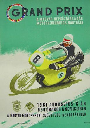 Grand Prix 1961 - Hongrie -