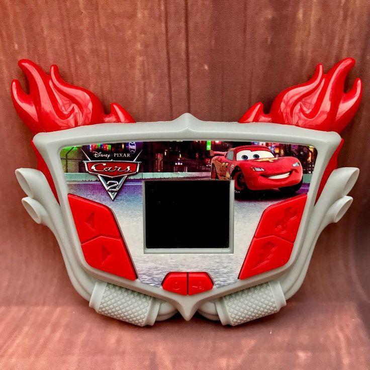 Electronic Handheld Games Cars 2 Disney Pixar Toys Journeys Kids Children's Pres