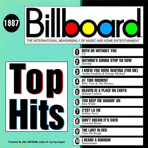 Billboard Top Hits: 1987