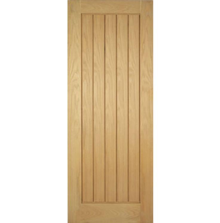 Mexicano Oak Internal Door