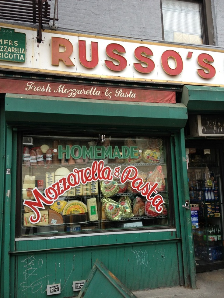 The best homemade pasta shop in the East Village