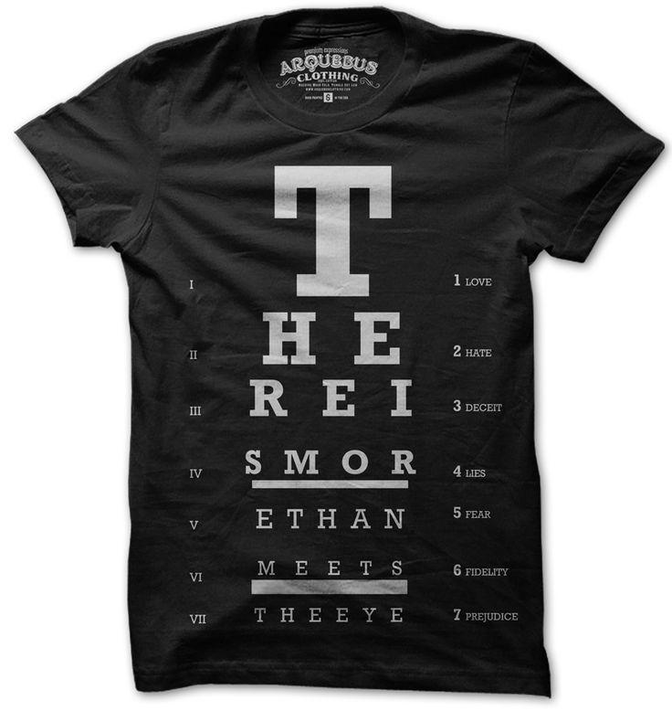 THERE IS MORE THAN MEETS THE EYE:  T-Shirt,  Tees Shirts, Meeting, Men Black, Tshirt, T Shirts, Products, Teeshirt, Eye