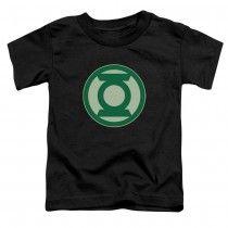 DC Comics Green Lantern Logo Toddler T-Shirt