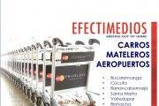 Publicidad en CARROS MALETEROS EN AEROPUERTOS: http://www.efectimedios.com/htm/contenido.php?pid=0&id=35&pais=Colombia Cercanía, impacto y efectividad.