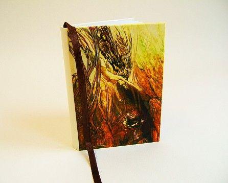 Pomsta Alberyka - Hand Made. Nasz wyrób na Wasze zamówienie | klar rare bookbinding