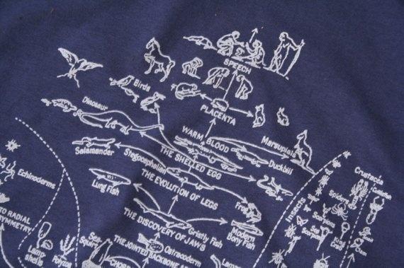Blue Denim Shirt...Darwin Evolution Chart :-)   #SephoraColorWashDenim Shirts Darwin, Shirts Darwin Evolution, Men'S Denim, But Denim, Evolution Charts, Denim Shirtdarwin, Denim Blue, Darwin Illustration, Blue Denim