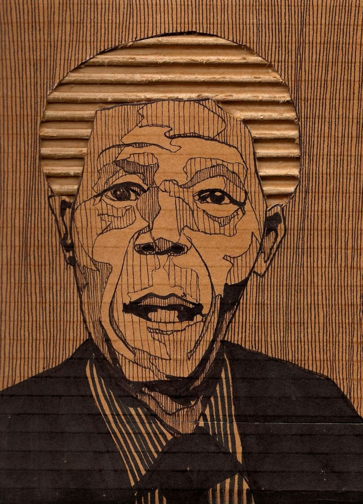27 best Corrugated cardboard Art images on Pinterest ...