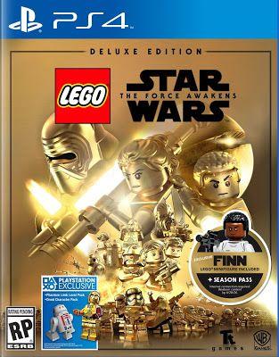 emagge-emagge: LEGO Star Wars: Force Awakens DE - PlayStation 4 D...