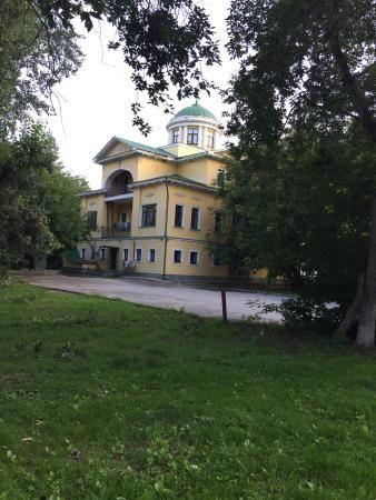 Загородная дача архитектора Малахова