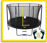 14ft Trampolines For Sale Online - Big Air 14ft Trampolines