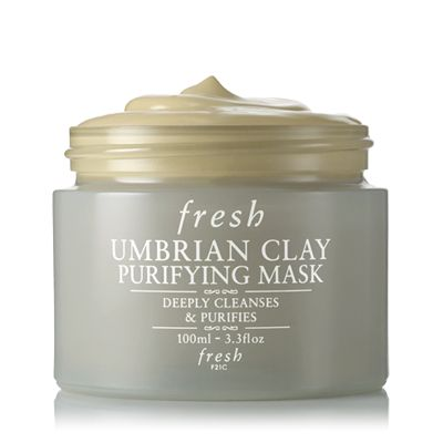 Fresh Umbrian Clay Purifying Mask; multitasker that great for summer skin!