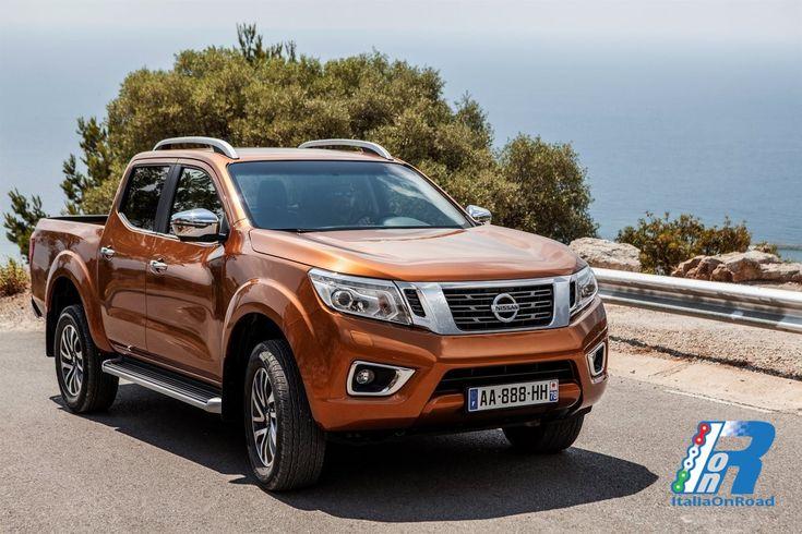 Nuovo Nissan NP300 Navara pick-up http://www.italiaonroad.it/2015/08/24/nuovo-nissan-np300-navara-pick-up/