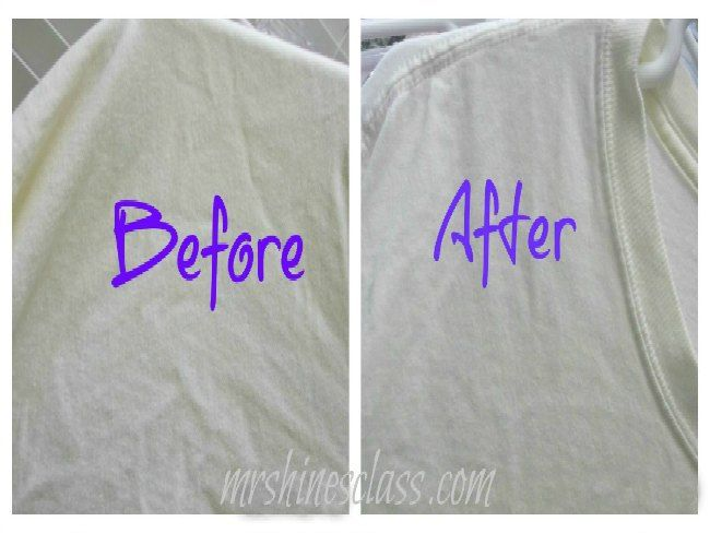 Find Out How to Get your Whites White at Mrs. Hines' Class