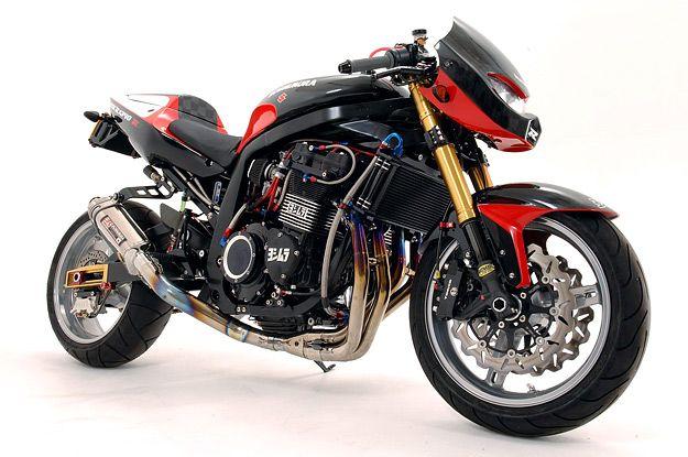 Suzuki GSX-R1100 streetfighter | Bike EXIF :)