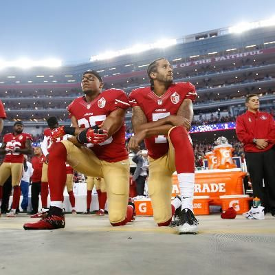 Sports: See Athletes Around the Country Protest During the National Anthem