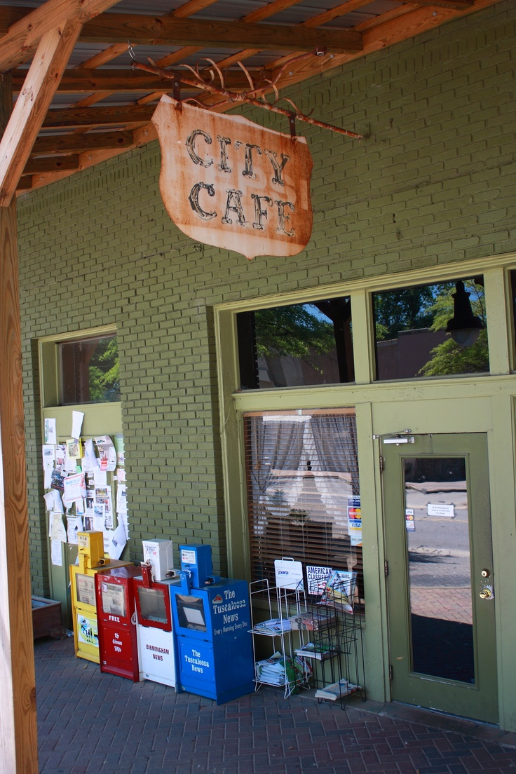 City cafe in northport open weekdays for breakfast and lunch only pay them a