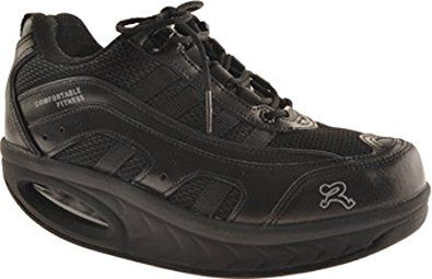 Ryn Sport Black Athletic Walking Shoes Unisex Review Men Walking