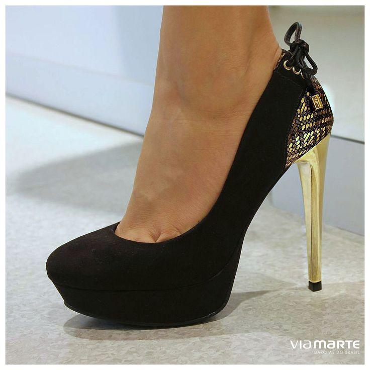 high heels namorada