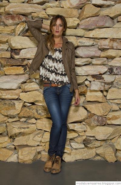 Vov Jeans Moda otoño invierno 2012.