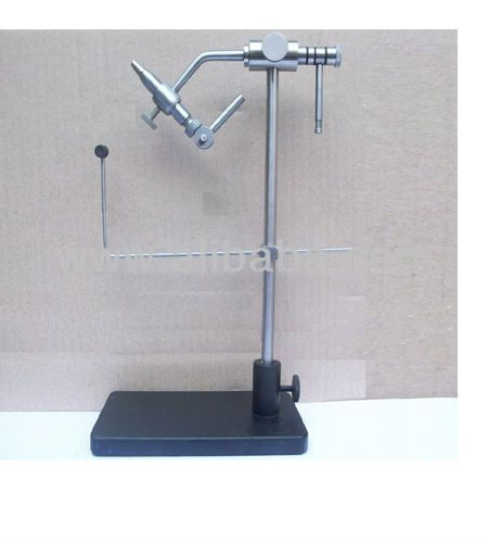 Fly Tying Vice Rotary / Fly Tying Rotary vise with cam jaw