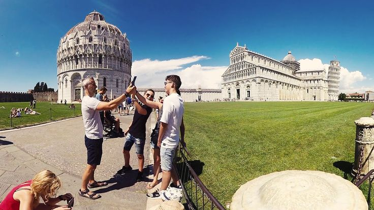 3DVRVIDEO.NET - VIRTUAL TOURS - ITALY - Pisa Tower - 03 - 2017