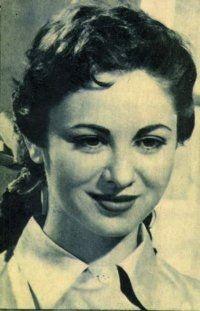 Faten Hamama...Egyptian actress