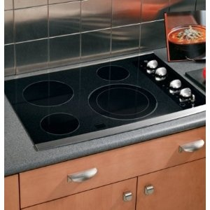 .: Cleandesign Cooktopblack, Cleandesign Electric, Built In Cleandesign, Electric Cooktop, Jp356Smss 30, Kitchen, Cleandesign 30, Built In Electric